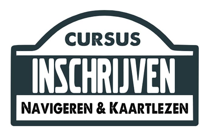Cursus kaartlezen in september